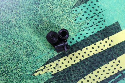 """Комплектующие к аэрозольным пистолетам Переходник на резьбовые патроны для АУ """"Пионер"""""""