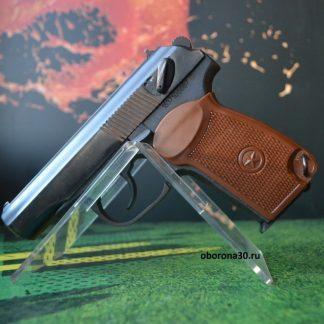 Охолощенный пистолет Макарова (ПМ-СО).