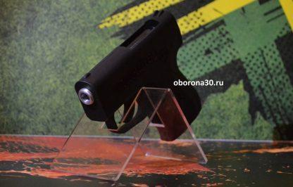 Аэрозольный пистолет «Добрыня» с втулкой-имитатором дульного среза.