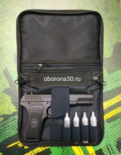 Комплектующие к пневматическому оружию Сумка для пневматических пистолетов