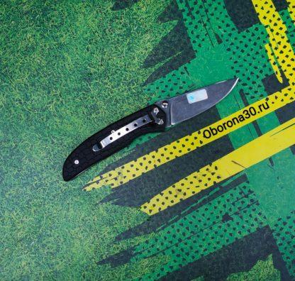 Ножи Нож складной «Ирбис» (рукоять Эластрон) Кизляр