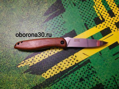 """Ножи Нож складной """"Куница"""" (рукоять дерево) Кизляр"""