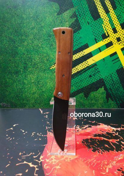 """Ножи Нож складной """"Стерх"""" (рукоять дерево) Кизляр"""