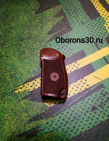 Комплектующие к пневматическому оружию Рукоять бакелитовая для МР-654