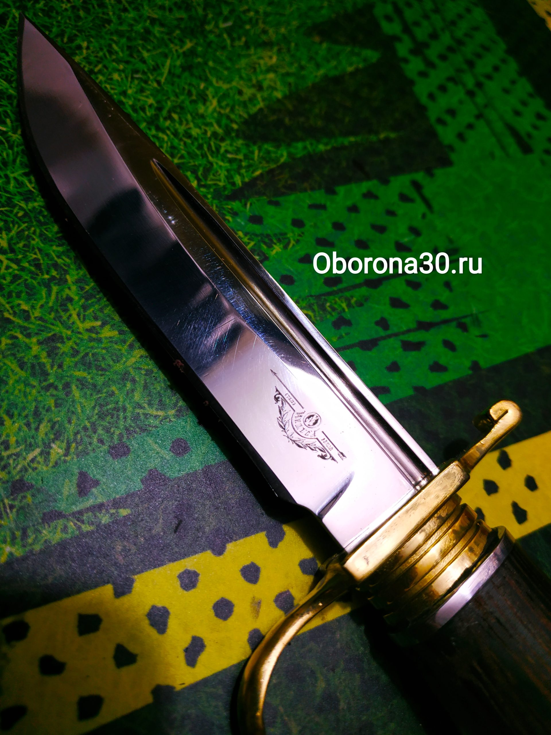 """Ножи с фиксированным клинком НОЖ """"Финка НКВД"""" (рукоять дерево) Медтех"""