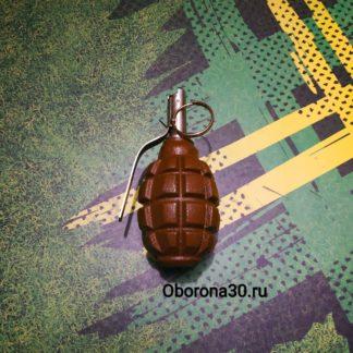 Макеты гранат Макет гранаты Ф-1 (учебно-тренировочная)