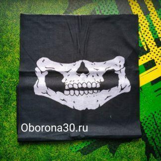"Инструменты/аксессуары Шарф-маска ""Череп"""