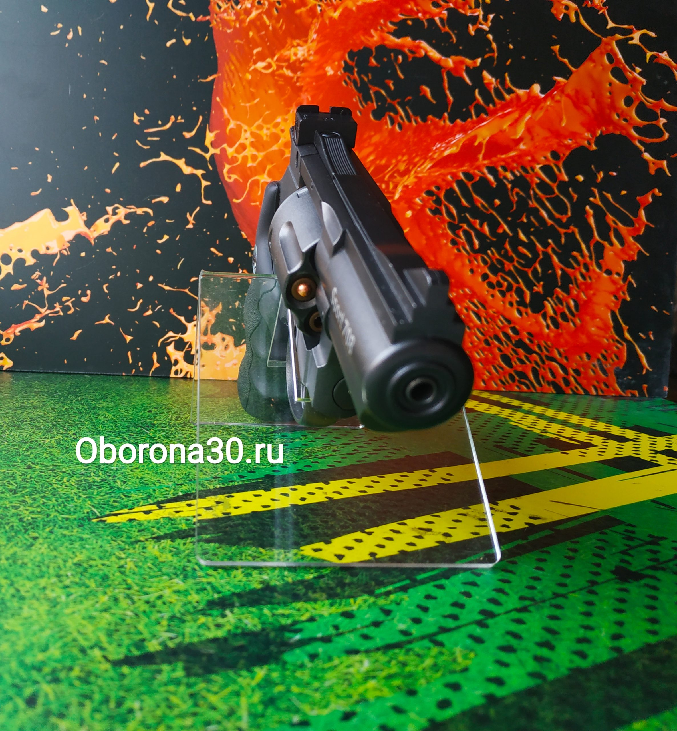 Пневматические Пистолеты Пневматический револьвер Smith&Wesson (Borner, Super Sport 708)