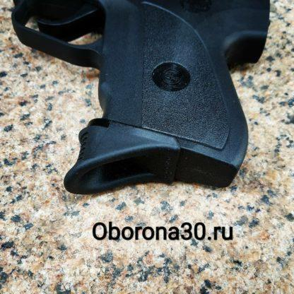 Комплектующие к аэрозольным пистолетам Пятка (удлинитель, упор) рукояти, для АУ «Добрыня» (Китай)