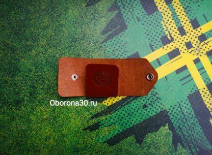 Кожаные изделия Купюрник ручной работы (Conan)