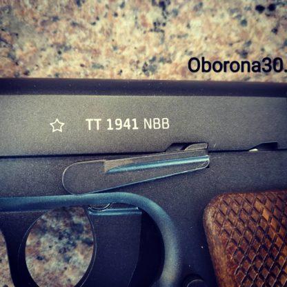 """Пневматические Пистолеты Пистолет пневматический """"ТТ"""" (TT 1941 NBB, Gletcher, США)"""