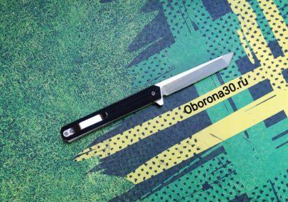 """Ножи Нож складнoй """"Five Pro"""" Tanto (черный) D2"""