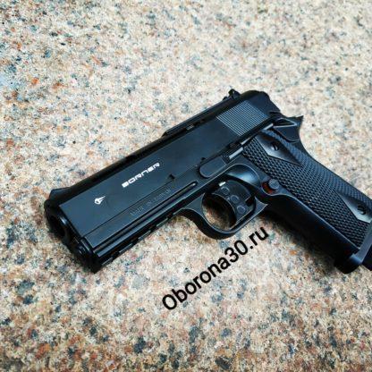 Пневматические Пистолеты Пистолет пневматический Borner WC401