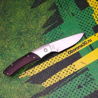 Ножи Нож автоматический складной «Гарант» (рукоять дерево) Пират