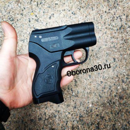 Комплектующие к аэрозольным пистолетам Пятка эргономичная (удлинитель, упор) рукояти Премьер-4/Премьер (Россия, Oborona30.ru)
