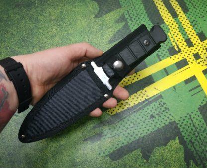 "Ножи НОЖ ""Ветеран"" (рукоять ABS пластик) Мастер Клинок"