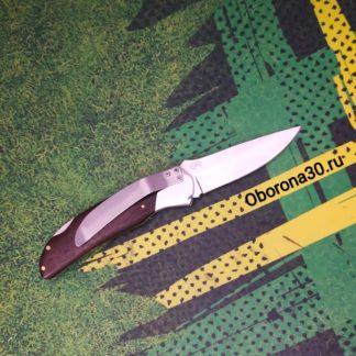 Ножи Нож складной «Кадет» (рукоять дерево) Пират