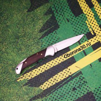 Ножи Нож складной «Корсар» (рукоять дерево) Пират