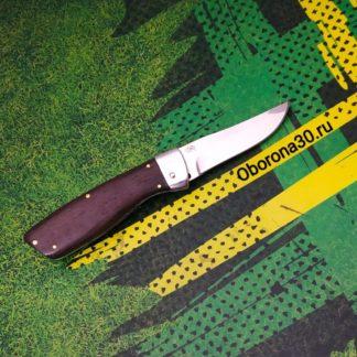Ножи Нож автоматический складной «Флинт» (рукоять дерево) Пират