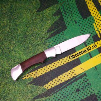 Ножи Нож складной «Пионер» (рукоять дерево) Пират