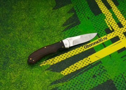 Ножи Нож автоматический складной «Походный» (рукоять дерево) Пират