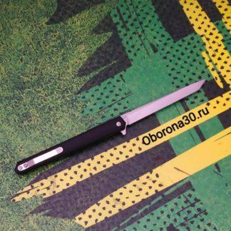 Ножи Нож складнoй «Five Pro» Tanto Mini (черный) D2